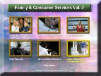 Family 2 Careers Menu