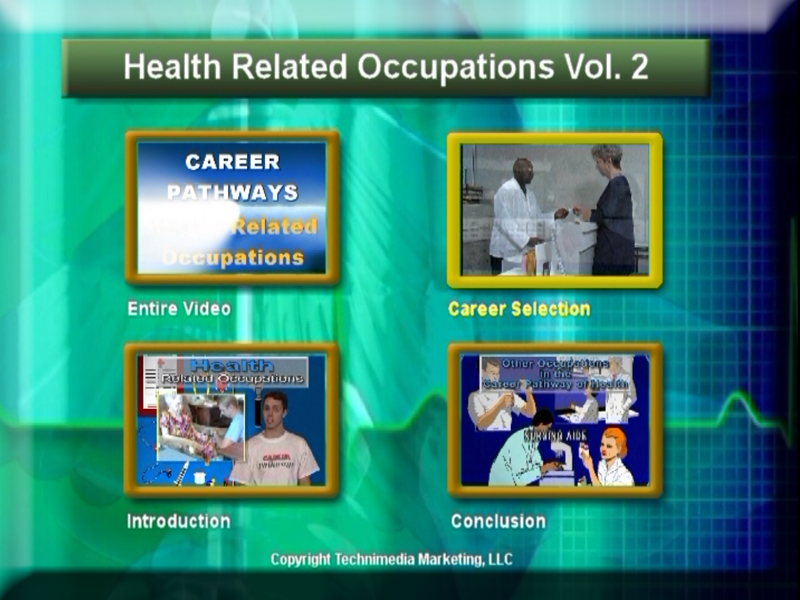 19 Career Awareness DVDs For Students | Career Clusters ...